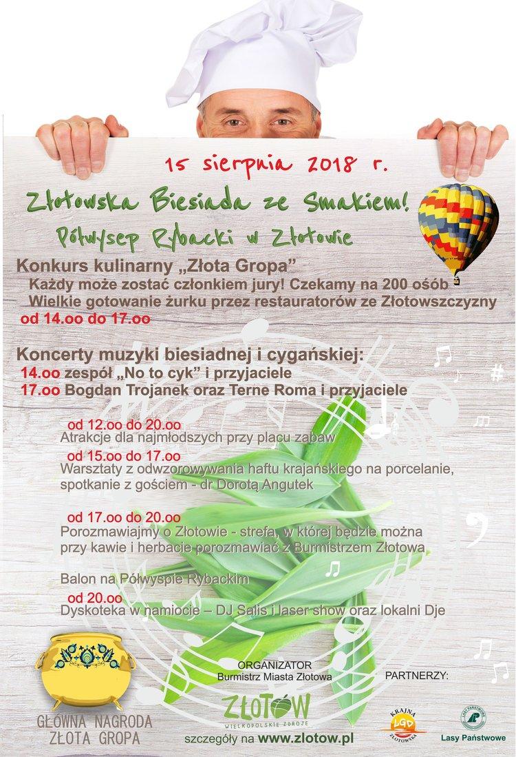 Złotowska Biesiada ze Smakiem - 15.08.2018 r.
